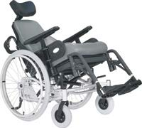 Rehab Tilt-in-Space - Adult, 18' Wide Wheelchair