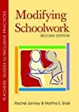 Modifying Schoolwork, Second Edition (Teachers' Guides)