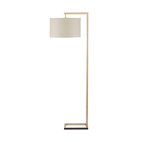 Hampton Hill MP154-0007 Delta Floor Lamp, See Below, Gold