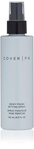 COVER FX Dewy Finish Setting Spray, 4 Fl Oz