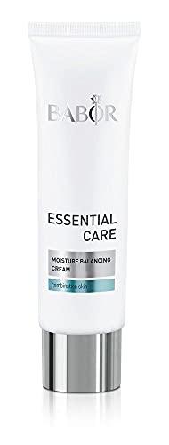 BABOR ESSENTIAL CARE Leichte mattierende Gesichtscreme für Mischhaut und fettige Haut, Mit Vitamin E, Vegan, Moisture Balancing Cream, 1 x 50 ml