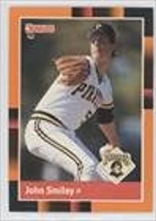 John Smiley (Baseball Card) 1988 Donruss Baseball's Best - Box Set [Base] #257