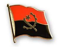 Angola Flaggen Pin Fahnen Pin Flaggenpin