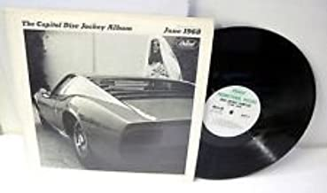 The Capitol Disc Jockey Album: June 1968 Balanced For Broadcast LP