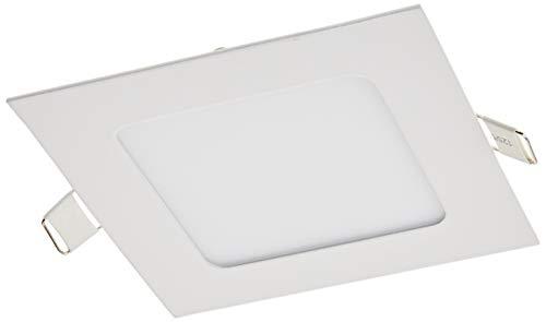 Jandei - Downlight LED 6W 4000K cuadrado empotrar blanco