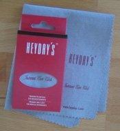 HEYDAY'S - Instrument Care Cloth - Spezialmikrofaser - Tuch