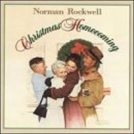 Christmas Homecoming Rockwell.Various Norman Rockwell Christmas Homecoming Amazon Com