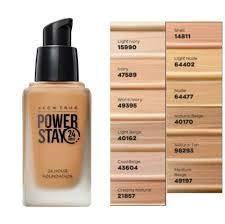 Avon True Power Stay 24-Stunden-Foundation, Nude