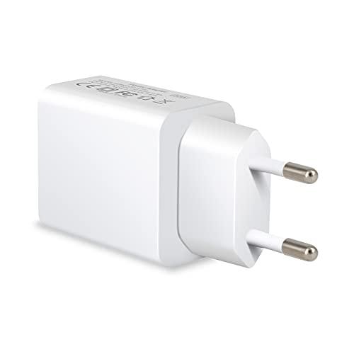 Skyeen Adaptador de Corriente USB-C de 20 W Cargador de Pared PD 3.0 Tipo C Adaptador rápido Compatible con iPhone 12 Mini / 12 iPad Pro AirPods Pro