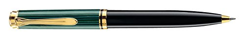 Pelikan 977595 Drehkugelschreiber Souverän K 600, schwarz/grün