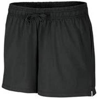 Champion Women's Classic Jersey Cotton Shorts, Black, Large