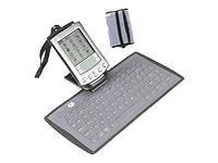 Logitech KeyCase Tastatur 79 Tasten UK für Palm m125 / m500 / m505 Schwarz