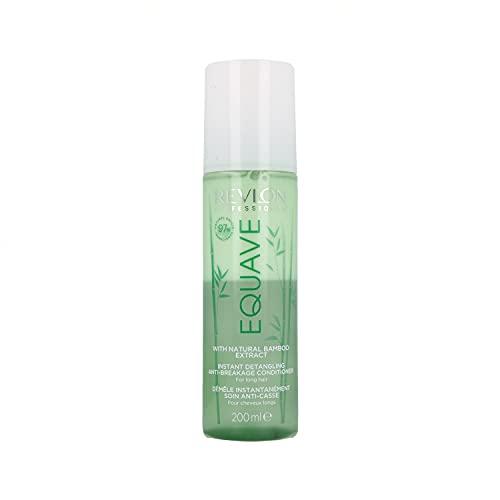 EQUAVE Anti-Breakage Conditioner, 200 ml, entwirrender Leave-in Conditioner, verhindert Haarbruch, 2-Phasen-Formel für sofort sichtbare Ergebnisse bei langem & brüchigem...