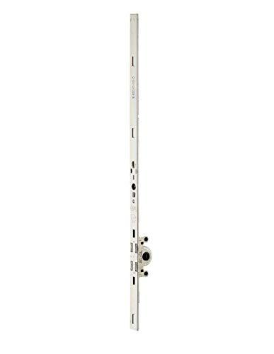 FERCO by THIRARD - Crémone ouvrant à la française Unijet pour fenêtre bois, axe 15mm, H. 400mm, G-2204C-00-0-1