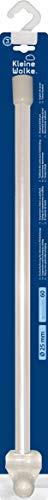 Kleine Wolke Carril de Techo, Metal, Blanco, 60 x 5 x 5 cm