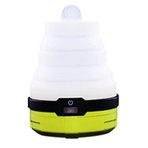 Screst USB Recargable Camping Luz Solar Linterna Plegable Impermeable Impermeable Portátil Led Mini Colgante Linterna Lámpara De Tiendas Al Aire Libre