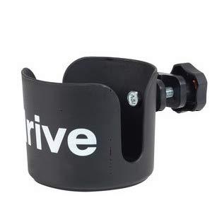 Drive Medical Universal Getränkehalter für Rollatoren und Rollstühle