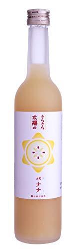 中島醸造 きらきら太陽のバナナ [ リキュール 500 ]