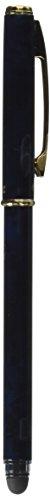 フリクションポイント ビズ04 [黒] 0.4mm ブラック&ブルー LF-3SP4-BL