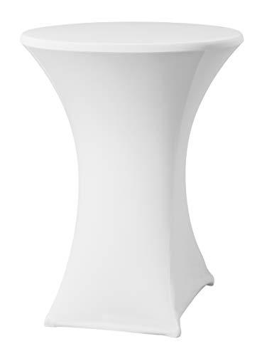Bar Bordsskydd, 80-85 Cm Diameter, Vit