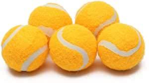 Idogmate Balles de chien, 3,8cm pour animal domestique jouet Balle Petit Lanceur, chiens boules