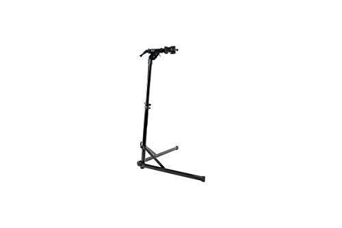 CONTEC Unisex– Erwachsene Rock Steady Montageständer, schwarz, bis 30 kg