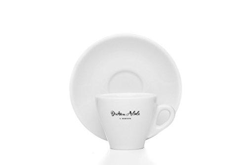 Dritan Alsela Espresso Tassen 70ml (6 Tassen & Unterteller)