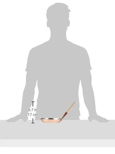 丸新銅器『親子鍋銅(17cm)』