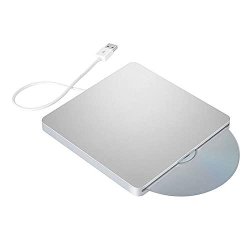 ZHENGZEQU DVD USB3.0 Externa BD-ROM BLU-Ray Combo Drive grabadora de DVD Escritor 3D BLU-Ray Combo BD-ROM Jugador ABS