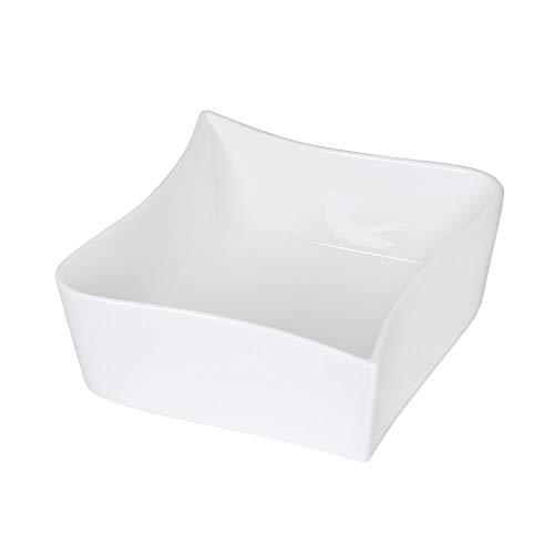 Table Passion - mini plat à four carré 15 cm mélody