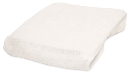 Rumble Tuff Bamboo Viscose Terry Changing Pad Cover, White by Rumble Tuff