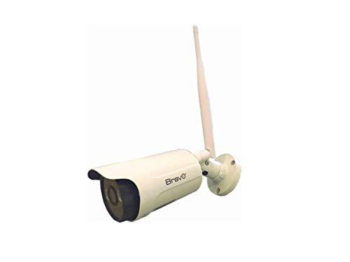 Bravo Captain IP-camera voor binnen en buiten, wandmontage, 1280 x 720 pixels