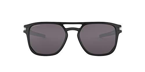 Oakley Herren Sonnenbrille Latch Beta, Schwarz (Negro), 54