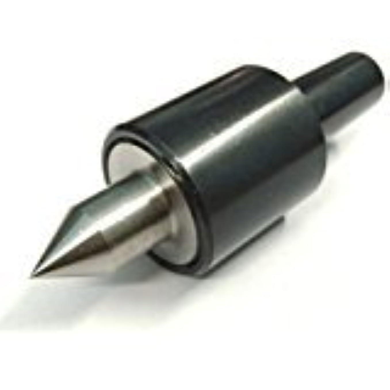 Mini Lathe Live Revolving Center MT0 Shank Triple Bearing Precision