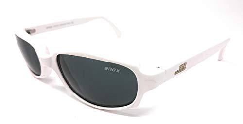 Enox - Gafas de sol - para mujer Blanco Bianco 48