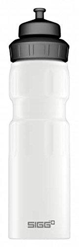 SIGG Flaschen/Trinkbehälter WMB Sports White Touch Weiß/Schwarz 0,60