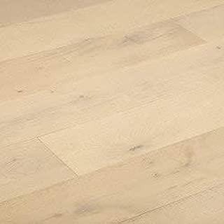Vanier Engineered Hardwood - Artisan Brushed Oak Collection Snow Mist - Sample