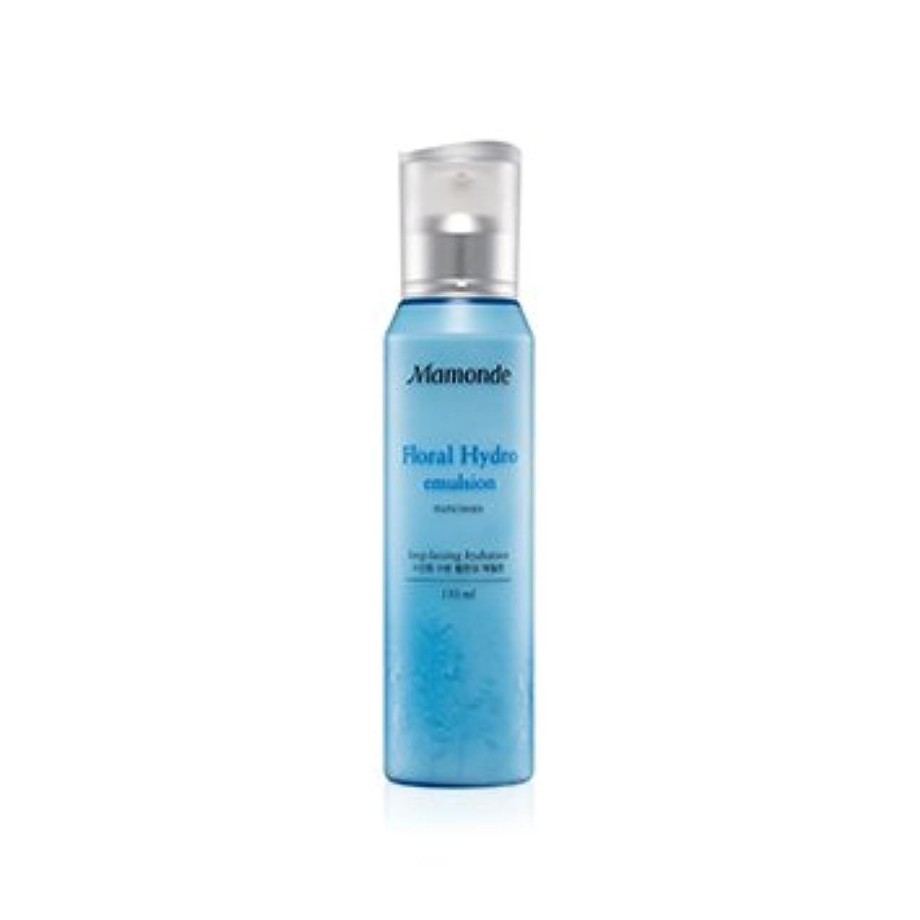成長ほとんどない判決[2017 New] Mamonde Floral Hydro Emulsion 150ml/マモンド フローラル ハイドロ エマルジョン 150ml [並行輸入品]