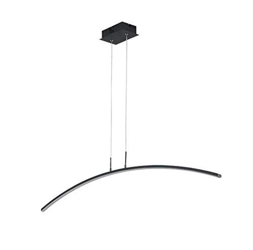 CHUANGJIE kristallen kroonluchter, eenvoudige creatieve kroonluchter, roestvrij, gemakkelijk te reinigen, gemakkelijk te installeren, geschikt voor de werkkamer-kroonluchter