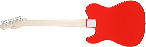 Squier by Fender Affinity Series Telecaster Beginner Electric Guitar - Race Red