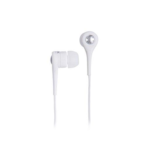 TDK 62216 Glow in the Dark SP80 Smartphone Active Headphones, White