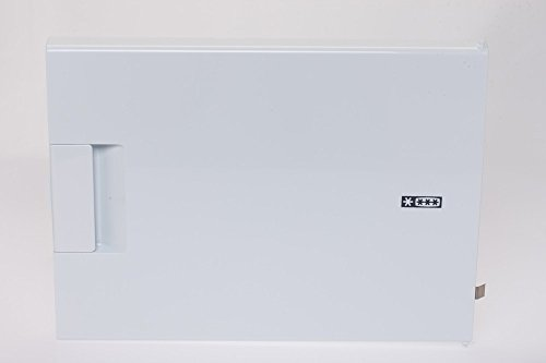 AEG Electrolux Gefrierfachtür, Frosterfachtür, Gefrierfachklappe für Kühlschrank - Nr.: 225124637, 2251246373
