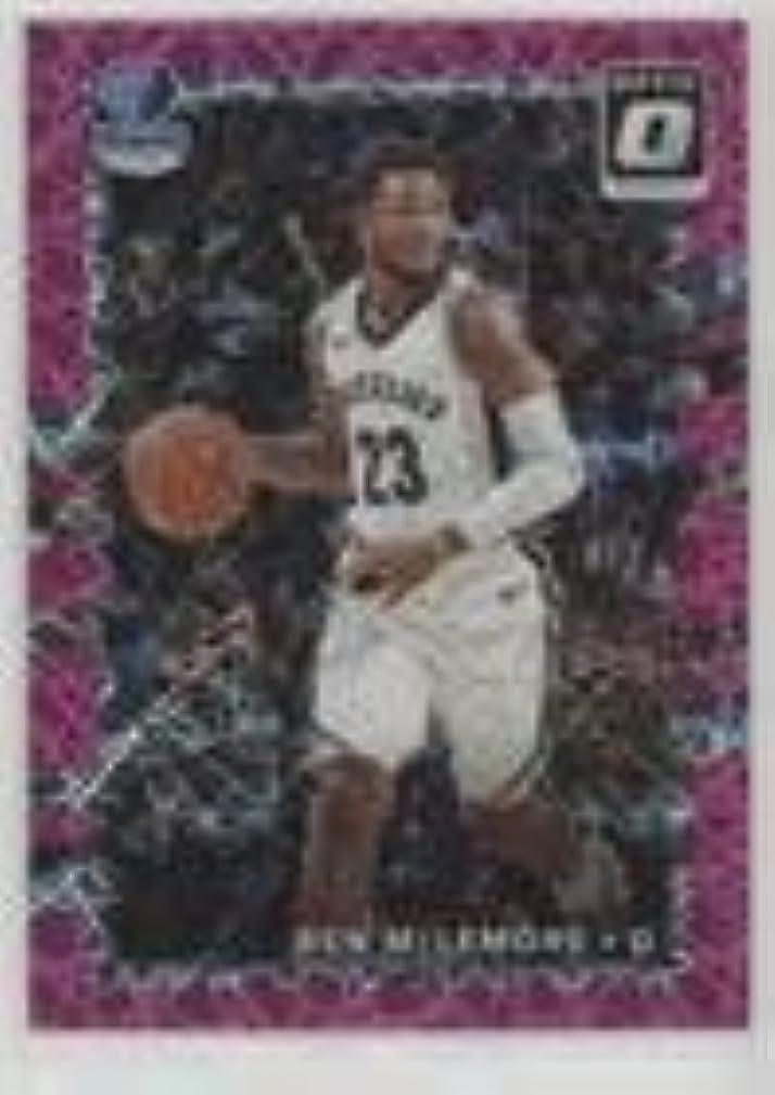 Ben McLemore #/79 (Basketball Card) 2017-18 Panini Donruss Optic - [Base] - Pink Velocity #74