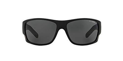 ARNETTE Heist 2.0 gafas de sol, Fuzzy Black, 66 para Hombre