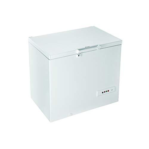 Hotpoint CS1A250HFA1 101cm Wide 251 Litre Low Frost Chest Freezer - White