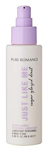 Just Like Me Lubricant by Pure Romance (Sugar Glazed Donut) 3.38 FL.OZ.