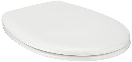 Duravit 0064290000 toiletbril met automatische sluiting, scharnieren roestvrij staal, wit