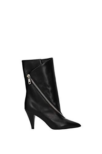 Givenchy, Damen Stiefel & Stiefeletten , Schwarz - Schwarz  - Größe: 37 EU