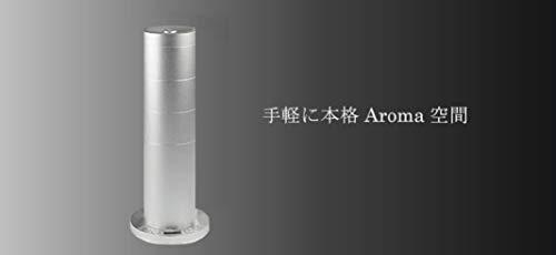 【ギフトにも!】今だけ20%OFF 家庭用コンパクトアロマディフューザー「C.aroma」天然ブレンドアロマオイル100mlセット (スパイシーシトラス)