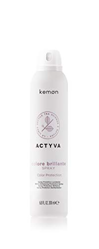 Kemon Actyva Colore Brillante Haarspray , 1er Pack (1 x 200 ml)